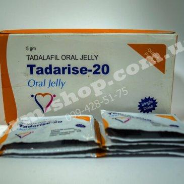 Сиалис   Тадалафил   Tadarise   Oral Jelly