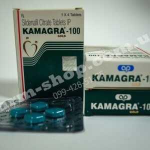 Виагра | Силденафил 100мг |Kamagra