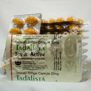 Сіаліс | Tadalista Super Active