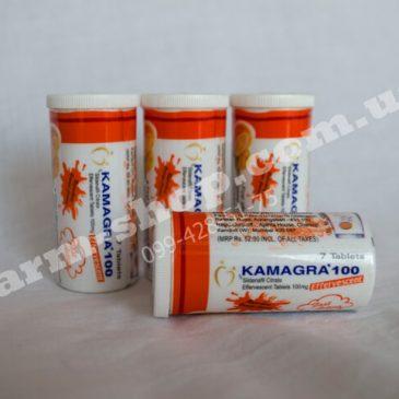 Виагра | Силденафил 100мг |<strong>Kamagra EFFERVESCENT</strong>