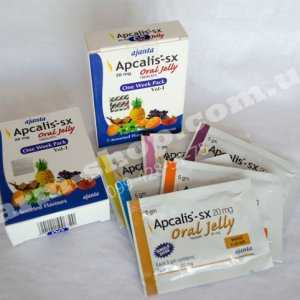 Сіаліс | Apcalis SX Oral Jelly