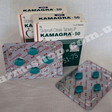 Виагра | Силденафил 50мг |<strong>Kamagra 50</strong>