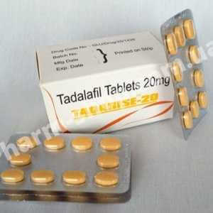 Tadarise 20 | Тадарайз 20 | Тадалафил 20